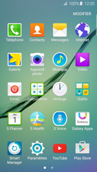 Samsung G925F Galaxy S6 Edge - Internet - Désactiver les données mobiles - Étape 3