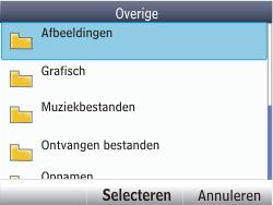 Nokia Asha 302 - E-mail - E-mails verzenden - Stap 14