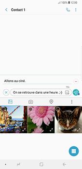 Samsung Galaxy Note9 - MMS - envoi d'images - Étape 14