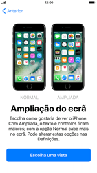 Apple iPhone 8 - Primeiros passos - Como ligar o telemóvel pela primeira vez -  26