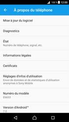Sony Xperia Z5 (E6653) - Android Nougat - Appareil - Mises à jour - Étape 6