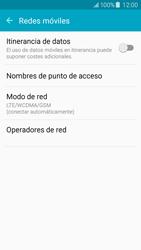 Samsung Galaxy J5 - Red - Seleccionar el tipo de red - Paso 5