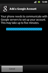 Sony ST27i Xperia Go - Applications - Downloading applications - Step 7