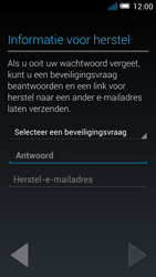 Alcatel OT-7041X Pop C7 - Applicaties - Account aanmaken - Stap 13
