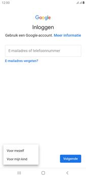 Samsung galaxy-j4-plus-dual-sim-sm-j415fn-android-pie - Applicaties - Account aanmaken - Stap 6