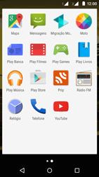 Motorola Moto E (2ª Geração) - Aplicativos - Como baixar aplicativos - Etapa 3