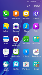 Samsung Galaxy A3 (2016) - Bluetooth - Transferir archivos a través de Bluetooth - Paso 3