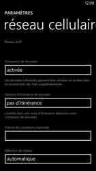 Nokia Lumia 1320 - Réseau - utilisation à l'étranger - Étape 8