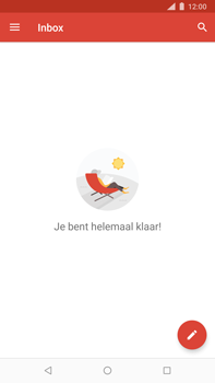 Nokia 8 Sirocco - E-mail - e-mail instellen: IMAP (aanbevolen) - Stap 21