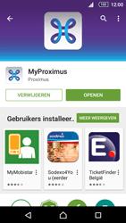Sony E6653 Xperia Z5 - Applicaties - MyProximus - Stap 10