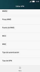 Huawei Y5 - Internet - Configurar Internet - Paso 14