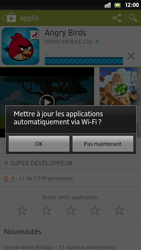Sony Xpéria S - Applications - Télécharger une application - Étape 19