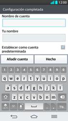 LG G2 - E-mail - Configurar Yahoo! - Paso 8