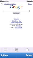 Nokia C5-03 - Internet - navigation sur Internet - Étape 4
