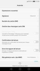 Huawei P9 - SMS - Configuration manuelle - Étape 7