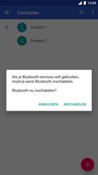 Nokia 8 - Contactgegevens overzetten - delen via Bluetooth - Stap 9