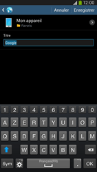 Samsung I9205 Galaxy Mega 6-3 LTE - Internet - Navigation sur Internet - Étape 7