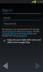 Samsung I8190 Galaxy S III Mini - E-mail - Manual configuration (gmail) - Step 10