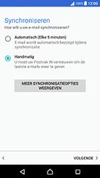 Sony Xperia X Performance (F8131) - E-mail - Handmatig instellen (yahoo) - Stap 10