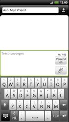HTC Z715e Sensation XE - MMS - afbeeldingen verzenden - Stap 6