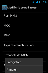 Acer Liquid Z2 - Internet - Configuration manuelle - Étape 18