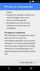 HTC One M8s (Model 0PKV100) - Applicaties - Account aanmaken - Stap 13