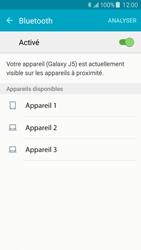 Samsung J500F Galaxy J5 - Bluetooth - connexion Bluetooth - Étape 8