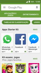 Alcatel Pop 3 - Aplicações - Como pesquisar e instalar aplicações -  6