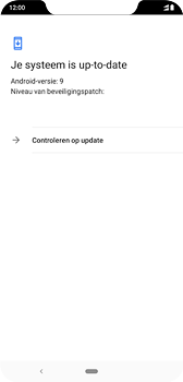 Nokia 8-1-dual-sim-ta-1119 - Software updaten - Update installeren - Stap 7