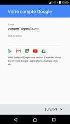 Sony Xperia XA1 - Applications - Créer un compte - Étape 16