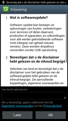 Samsung I9300 Galaxy S III - Toestel - Software update - Stap 8