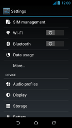 HTC Desire 310 - Internet - Manual configuration - Step 4
