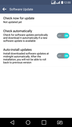 LG K8 - Network - Installing software updates - Step 10