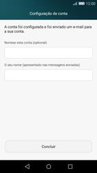 Huawei P8 Lite - Email - Adicionar conta de email -  9