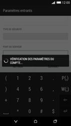 HTC Desire 620 - E-mail - Configuration manuelle - Étape 13