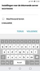 LG K11 - E-mail - Account instellen (IMAP zonder SMTP-verificatie) - Stap 13