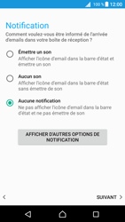Sony Xperia Z5 Compact - Android Nougat - E-mail - Configurer l