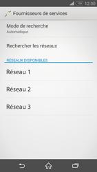 Sony D6603 Xperia Z3 - Réseau - utilisation à l'étranger - Étape 11