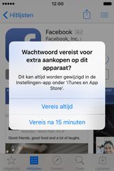 Apple iPhone 4 S iOS 9 - Applicaties - Applicaties downloaden - Stap 27