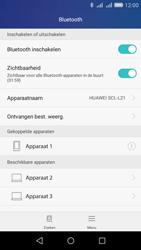Huawei Y6 - Bluetooth - headset, carkit verbinding - Stap 7