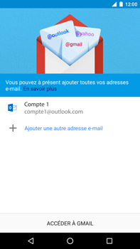 Huawei Nexus 6P - Android Oreo - E-mail - Configuration manuelle (outlook) - Étape 12