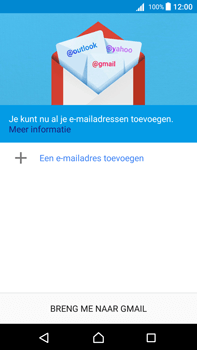 Sony Xperia Z5 Premium - Android Nougat - E-mail - e-mail instellen (gmail) - Stap 6