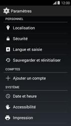Bouygues Telecom Ultym 5 II - Sécuriser votre mobile - Activer le code de verrouillage - Étape 4