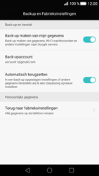 Huawei P8 - Device maintenance - Back up - Stap 10