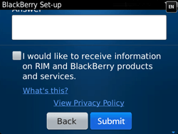 BlackBerry 9720 Bold - Applications - Downloading applications - Step 13