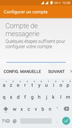 Crosscall Trekker M1 Core - E-mails - Ajouter ou modifier votre compte Yahoo - Étape 6