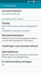 Samsung A300FU Galaxy A3 - E-mail - Instellingen KPNMail controleren - Stap 7