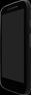 Motorola Moto E (1st Gen) (Lollipop) - Premiers pas - Découvrir les touches principales - Étape 5