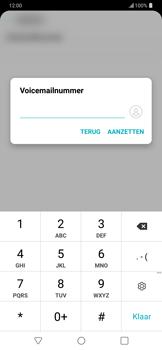 LG g7-thinq-lm-g710em - Voicemail - Handmatig instellen - Stap 7