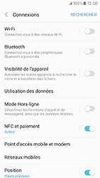 Samsung Galaxy A3 (2017) (A320) - Internet et connexion - Utiliser le mode modem par USB - Étape 5